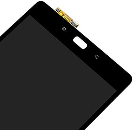 Black LCD Screen Mobile Phone and Digitizer Full Assembly for Asus Zenpad Z8s ZT582KL Color : Black