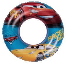 Disney Pixar, Cars 3 41239 Flotador Hinchable Cars niño, Rojo