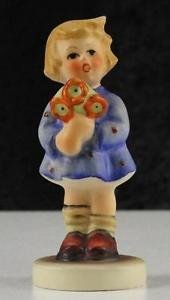 """Hummel """"Girl with Nosegay"""" #239A"""