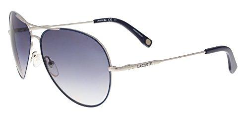 LACOSTE Sunglasses L174S SILVER 58x12x135