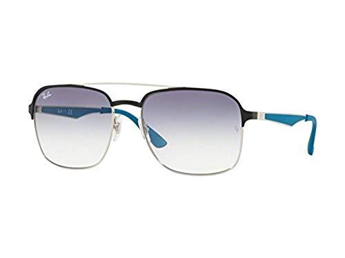 Sunglasses Silver ban black Rb3570 Ray 8qxwpTHg