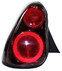 olet Monte Carlo Driver Side Replacement Tail Light Assembly ()