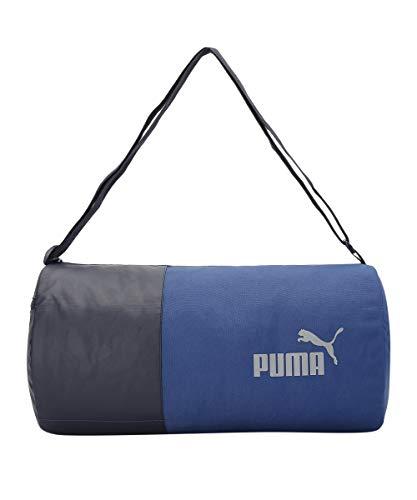 PUMA Gym Bag IND IV TRUE BLUE-Peacoat