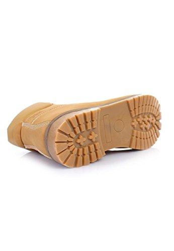 XTI , Baskets pour homme Beige Beige