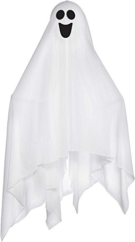 amscan Hanging Fabric Ghost | Halloween Decoration -