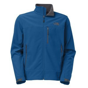 The North Face Men's Apex Bionic Windproof Jacket Snorkel Blue-XLarge by The North Face