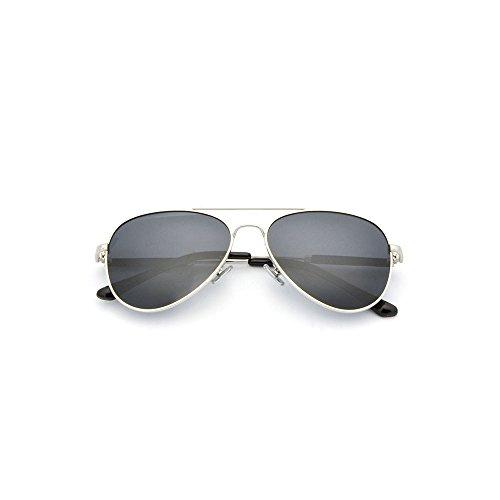 lunettes UV soleil de air enfants de de sports plein lunettes soleil cadre soleil de aux plein de résistantes Les Hommes aux conviennent rondes sol pour Black polarisées Lunettes montures Lunettes Lunettes w4HpxvYx