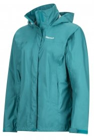 Marmot Women's PreCip¿ Jacket Malachite X-Small by Marmot (Image #1)