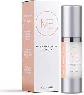 ME Beauty - Skin Whitening Scar Cream With Vitamin C and Kojic Acid, Anti Aging Face Cream, Dark Spot Corrector, Melasma Treatment, Fade Cream, Removes Hyperpigmentation, Reduces Melasma (1 Ounce)
