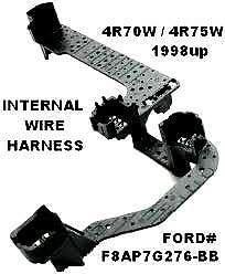 4R70W 4R75W TRANSMISSION WIRING HARNESS F150 5.4L, Hard Parts - Amazon  CanadaAmazon.ca