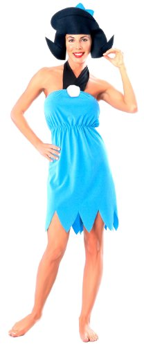 [Rubies Costume Betty Rubble Standard Size] (Halloween Costumes Flintstones)