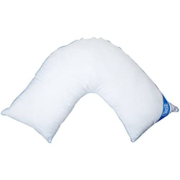 Amazon Contour Products L Shaped Bed Pillow Health Personal Care Mesmerizing L Shaped Pillow Cover