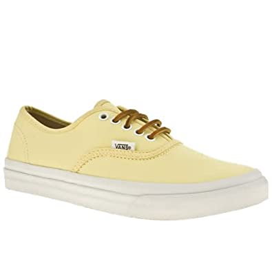 vans authentic slim sneaker beige