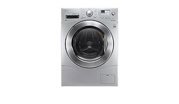 LG WM3477HS Independiente Carga frontal Plata lavadora ...