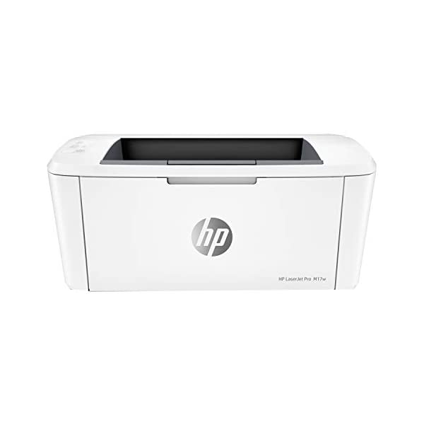 HP Laserjet Pro M17w Single Function Wireless Laser Printer 1