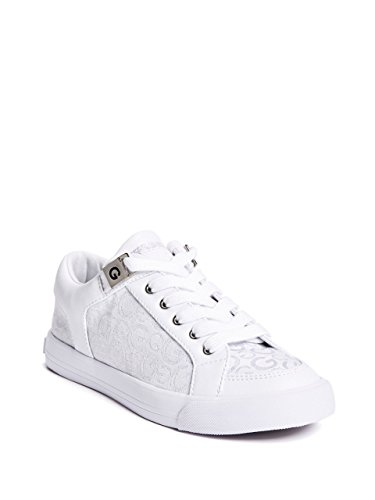 go-Embossed Sneakers (Guess Leather Sneakers)