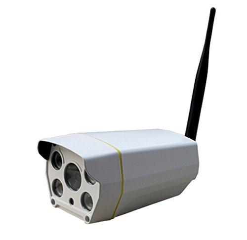 Horich Smart Security Surveillance Network IP Bullet Camera