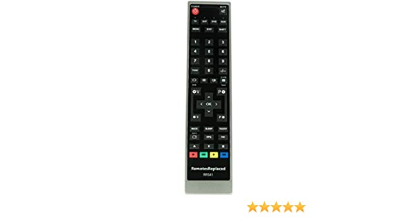 RemotesReplaced Compatible Mando a Distancia para LG BX275 ...