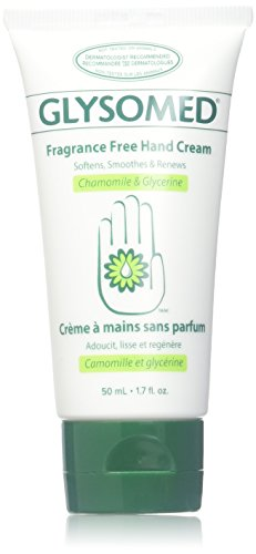 Glysomed Hand Cream Unscented 1.7 Oz Purse Size