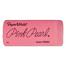 Pink Pearl Eraser, Large, 3/Pack, Sold as 3 Each