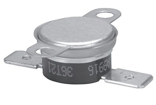 -Inch Snap Disc Thermostat, Open On Rise, Range 145/155 F (Stainless Steel Thermostat Range)