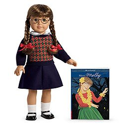 American Girl Molly Doll and Paperback Book, Baby & Kids Zone