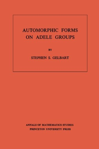 Automorphic Forms On Adele Groups.  AM 83   Annals Of Mathematics Studies