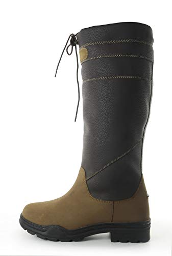 Adult Size Unisex Country TR 37 BRG0075 Boots Brogini Brown wW1qgxXBaa