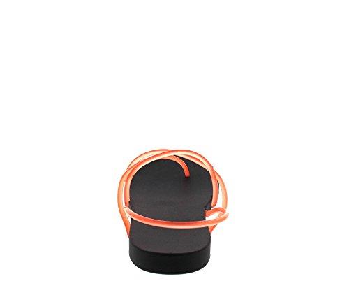 IPANEMA - PHILIPPE STARCK Thong G 81600 - black pink Schwarz (Black/Pink 20753)