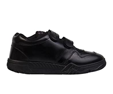 0d13547a7497b Brand-Rex Gola Unisex Black School Shoes (10): Amazon.in: Shoes ...