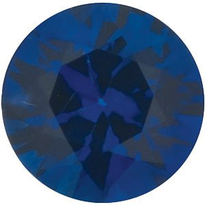 30.6x16.6MM Mens 14k Yellow Gold Blue Sapphire Inlay Cross 14k White Gold Pendant