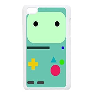 Custom Colorful Case for Ipod Touch 4, Beemo Cover Case - HL-510835