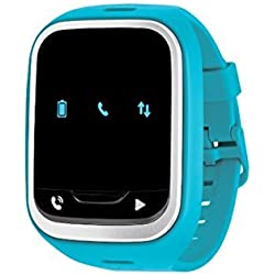 LG GizmoPal 2 VC110 Verizon Wireless GPS Track Call Child Wearable Smartwatch - For Verizon Wireless Only - Blue (Certified Refurbished)