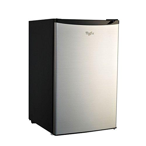 Whirlpool Stainless Compact Refrigerator Fridge