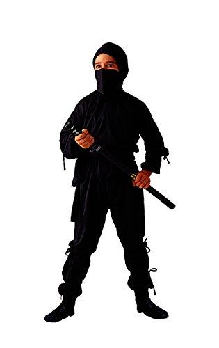 RG Costumes Ninja Costume, Child Medium/Size 8-10 (Ninja Assassin)