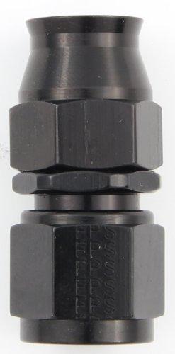 Fragola 680106-BL Black Size (-6) Straight PTFE Hose Fitt...