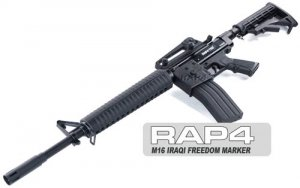 M16 Iraqi Freedom Paintball Gun by RAP4