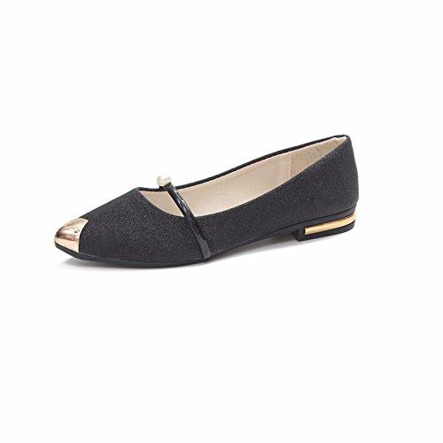 calzatura da Thirty meno seven e lavoro testa piatto piatta scarpe femmina Fondo acuminata singola Donyyyy a profonde IOaqZnZt