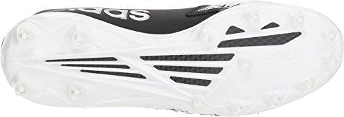 Pictures of adidas Men's Freak X Carbon Mid BW0867 Black/Silver/White 2