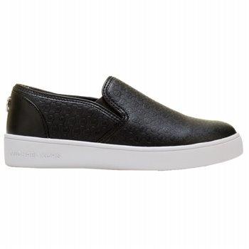 c5b0769e111f Michael Michael Kors Girls Ivy Alita Sneakers in Black 1 (Toddler Youth)