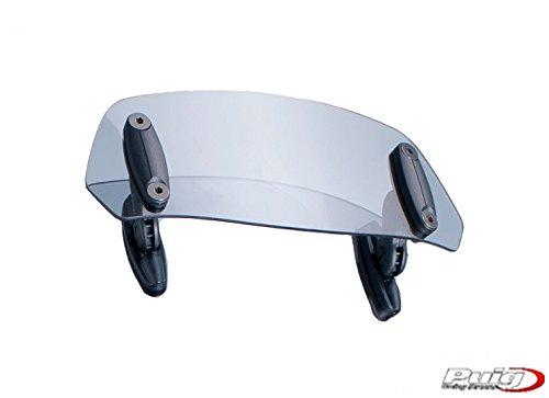 PUIG - 5853H : Visera Deflector Aire Multiregulable cupulas fijada con Tornillos 315x100mm