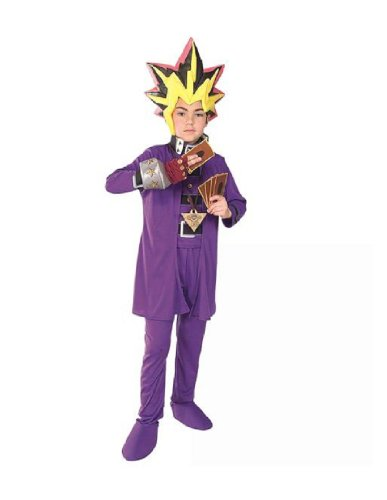 [Deluxe Yu Gi Oh Costume - Small] (Yugioh Halloween Costumes)