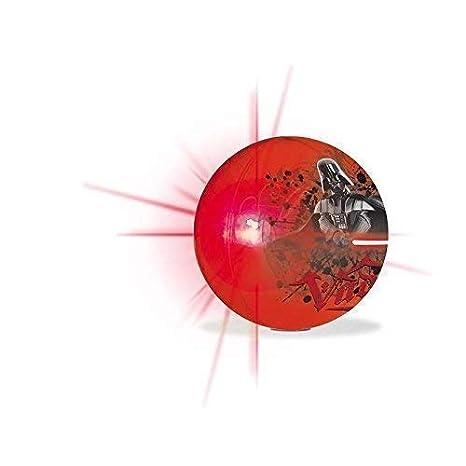Lively Moments Balón / Flashball / Salto Star Wars en Rojo con ...