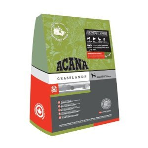 Acana Grain-free Dog Food Variety 4 Pk Trail Size 400 Grams Each (Wild Prairie, Grasslands, Pacifica, Ranchlands)