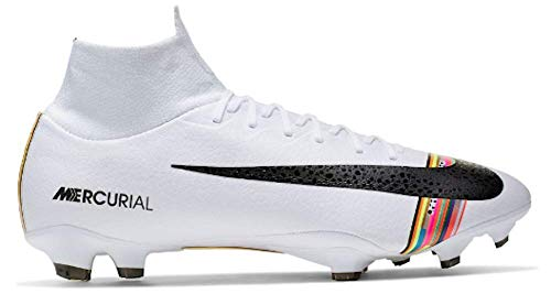 106127f2a Nike Men s Mercurial Superfly 6 Pro LVL UP FG Soccer Cleat (Sz. 7.5) Pure  Platinum