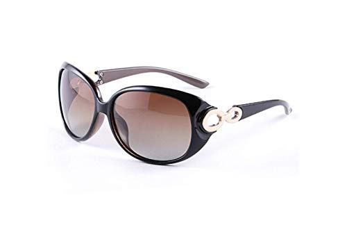 Sol Polarizadas Marrón Sol De Grande Gafas Sol Gafas Marco liwenjun De De Gafas Gafas De UV xZtqvnHwaE