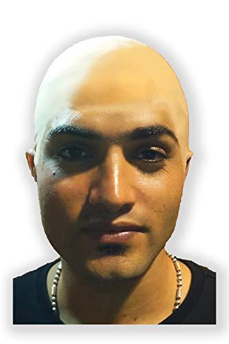Faux Studio Bald Cap Makeup Accessory