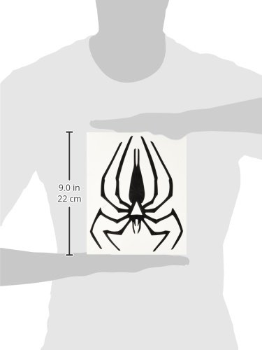 Show Chrome Accessories 4-243B Spider Tank Pad
