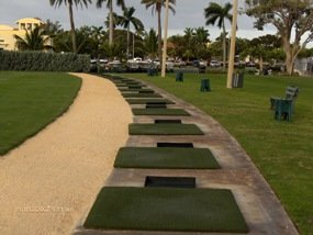 Country Club Elite Real Feel Golf Mat 4' X 5' by Real Feel Golf Mats (Image #3)