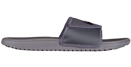 Nike Kawa Regolare Mens 834.818-003 Gunsmoke / Grand Grigio Viola-scuro